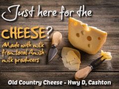 mock cheese ad